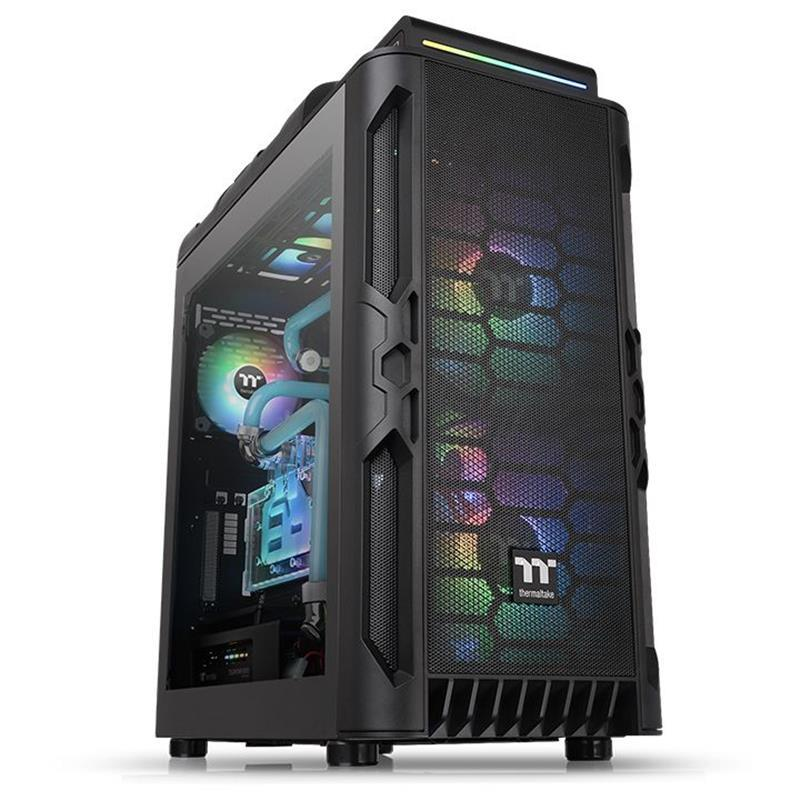 Корпус Thermaltake Level 20 RS Black (CA-1P8-00M1WN-00) без БП