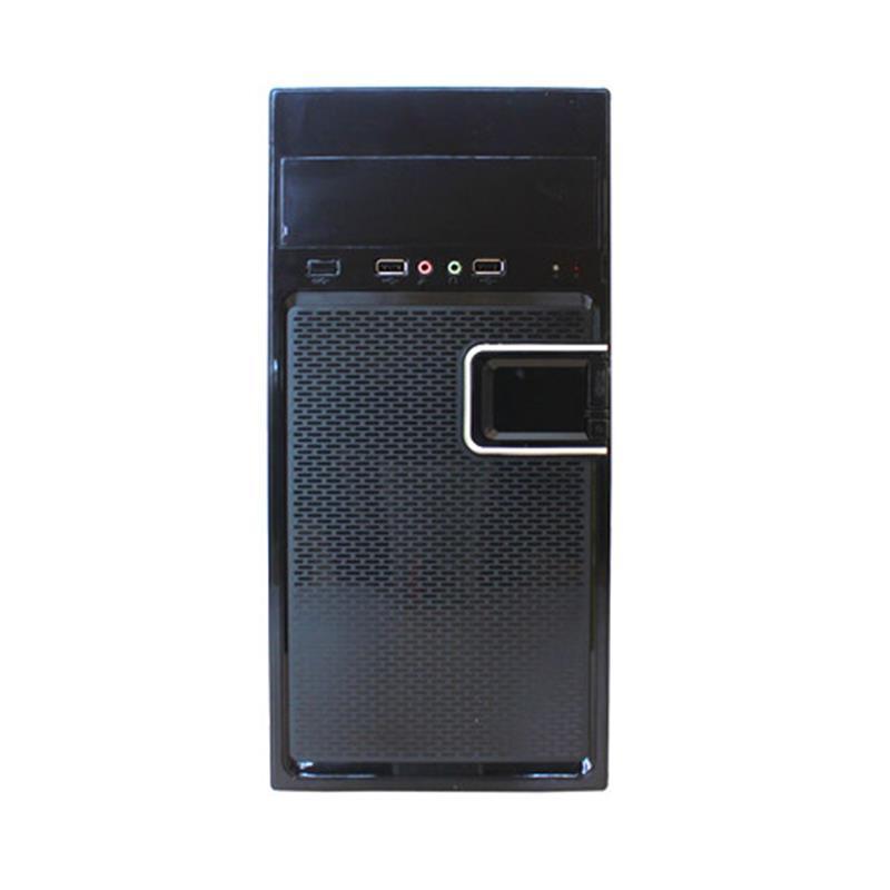 Корпус Ezcool MQ505B 400w Black