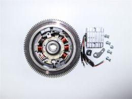 Комплект электрооборудования для 182FD,188FD, 190FD, 192FD (12В, 18А, 216 Вт)