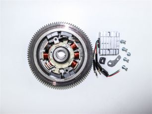 Комплект электрооборудования для 173FD,177FD  (12В, 84 Вт)