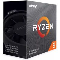 Процессор AMD Ryzen 5 3600 (3.6GHz 32MB 65W AM4) Box (100-100000031BOX)
