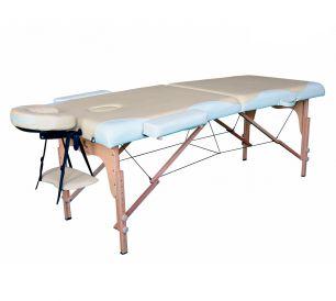 Массажный стол DFC Nirvana Relax бежевый кремовый (Biege Crem)