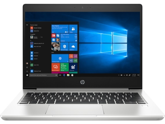 "Ноутбук HP ProBook 430 G7 (6YX16AV_V2); 13.3"" FullHD (1920x1080) IPS LED глянцевый антибликовый / Intel Core i7-10510U (1.8 - 4.9 ГГц) / RAM 16 ГБ / HDD 1 ТБ + SSD 256 ГБ / Intel UHD Graphics 620 / без ОП / LAN / Wi-Fi / BT / веб-камера / DOS / 1.49"
