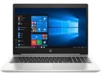 "Ноутбук HP ProBook 450 G7 (6YY28AV_V13); 15.6"" FullHD (1920х1080) IPS LED глянцевый антибликовый / Intel Core i7-10510U (1.8 - 4.9 ГГц) / RAM 8 ГБ / SSD 512 ГБ + SSD 32 ГБ / UHD Graphics / нет ОП / LAN / Wi-Fi / BT / веб-камера / DOS / 2.0 кг / сереб"