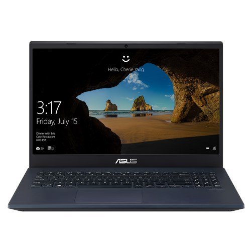 "Ноутбук Asus X571GT-BQ009 (90NB0NL1-M13820); 15.6"" FullHD (1920x1080) IPS LED матовый / Intel Core i5-9300H (2.4 - 4.1 ГГц) / RAM 8 ГБ / SSD 512 ГБ / nVidia GeForce GTX1650, 4 ГБ / без ОП / Wi-Fi / BT / веб-камера / LAN / Without OS / 2.14 кг / черны"