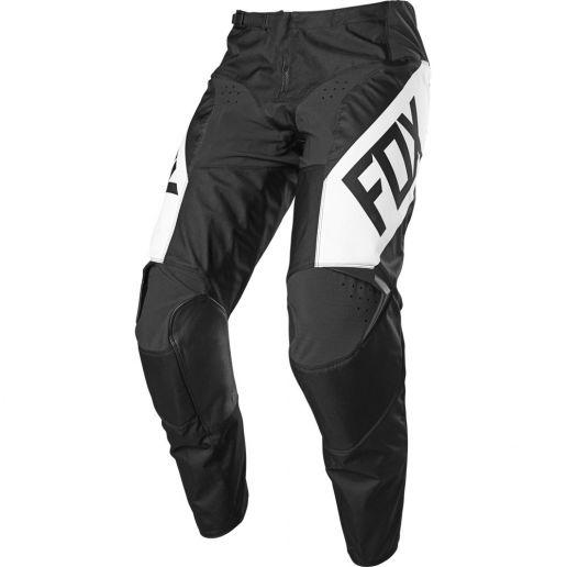 Fox 180 Revn Black/White штаны для мотокросса