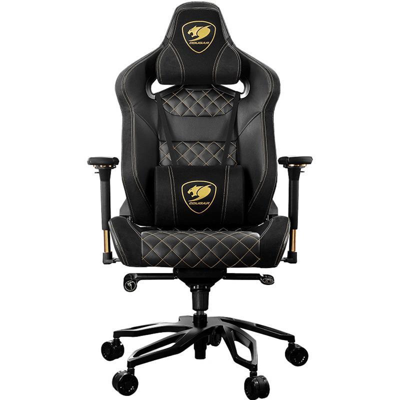 Кресло для геймеров Cougar Armor Titan Pro Royal Black