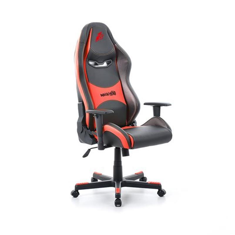 Кресло для геймеров 1stPlayer Baboon King K1 Black/Red