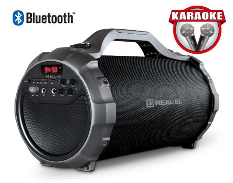 Акустическая система REAL-EL X-750 Black