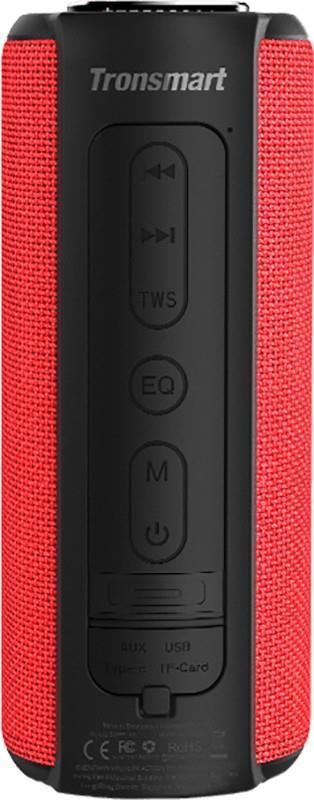 Акустическая система Tronsmart Element T6 Plus Red (349454)