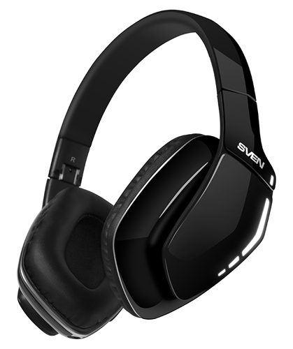 Bluetooth-гарнитура Sven AP-B550MV Black