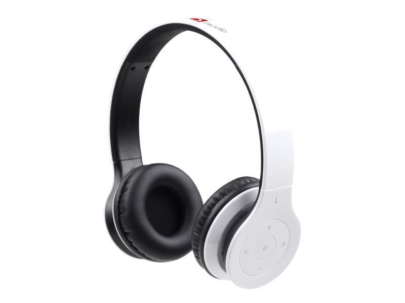 Bluetooth-гарнитура GMB Audio BHP-BER-W White