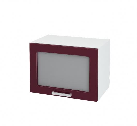 Шкаф горизонтальный со стеклом Глория ШВГС 500