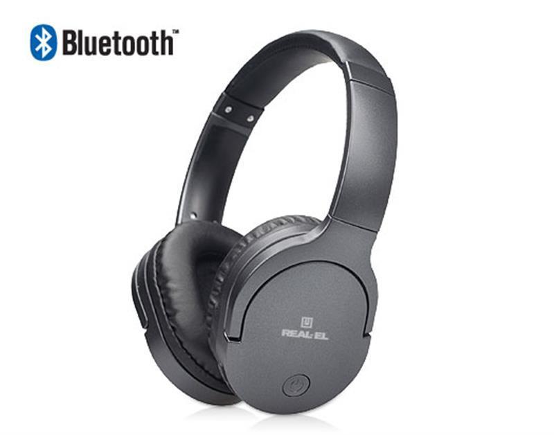 Bluetooth-гарнитура REAL-EL GD-855 Black