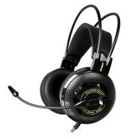 Гарнитура Somic G925 черно-зеленая (9590009920)