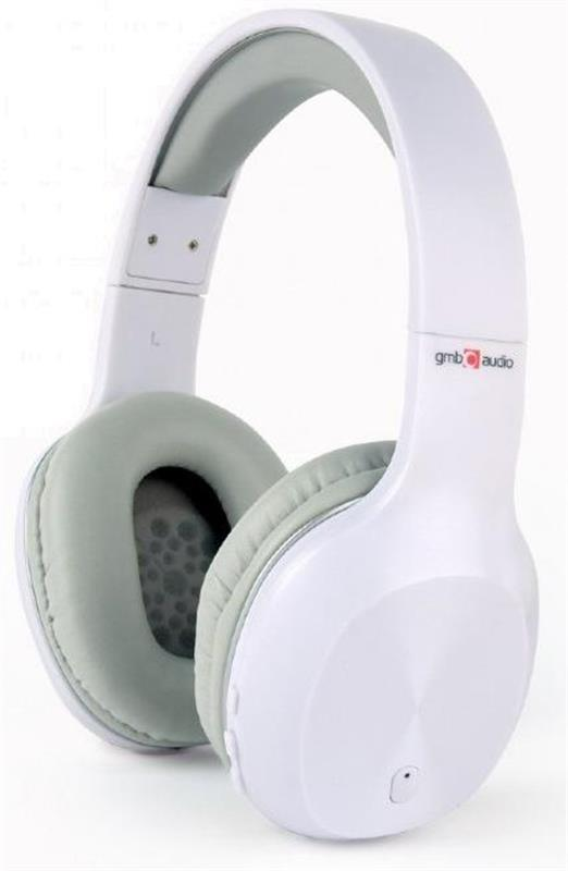 Bluetooth-гарнитура GMB Audio BHP-MIA-W White