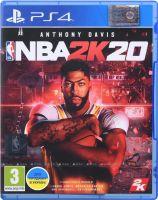 Игра NBA 2K20 для Sony PlayStation 4, English version, Blu-ray (5026555426398)