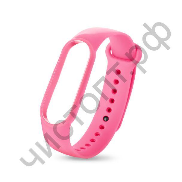 Ремешок для Mi 3/4 band silicon loop Pink