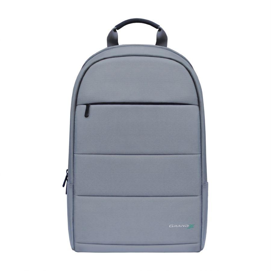 """Рюкзак для ноутбука Grand-X RS-365G 15,6"""" Grey"""