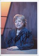 Автограф: Кэти Бейтс