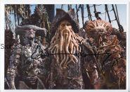 Автограф: Билл Найи. Пираты Карибского моря: Сундук мертвеца