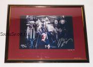 """Автограф: Ханс Руди Гигер. """"Чужой"""". Редкость"""
