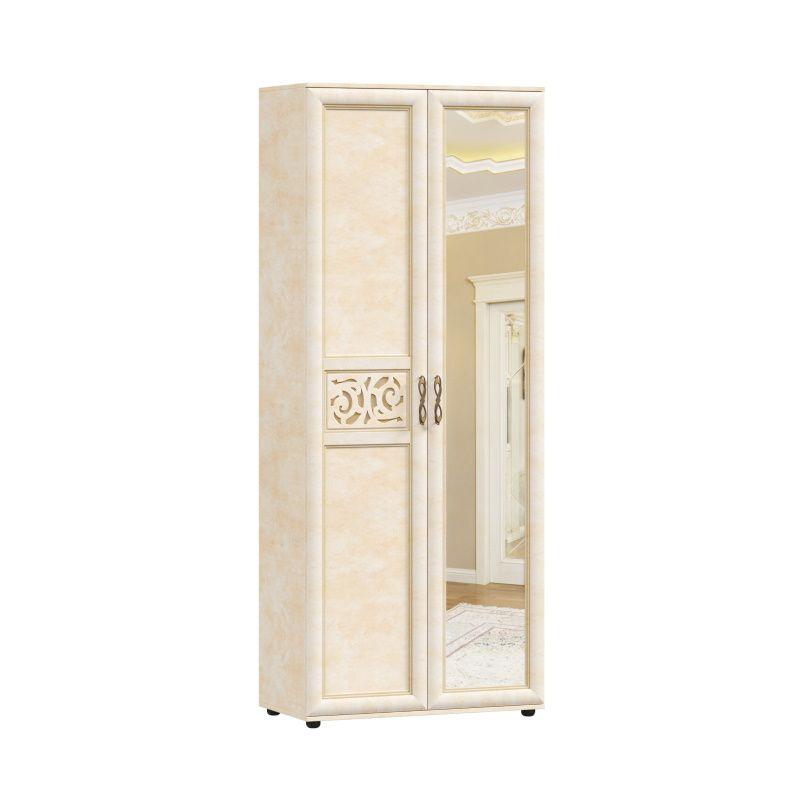 Шкаф «Александрия» 2-х створчатый (ЛД 125.021)
