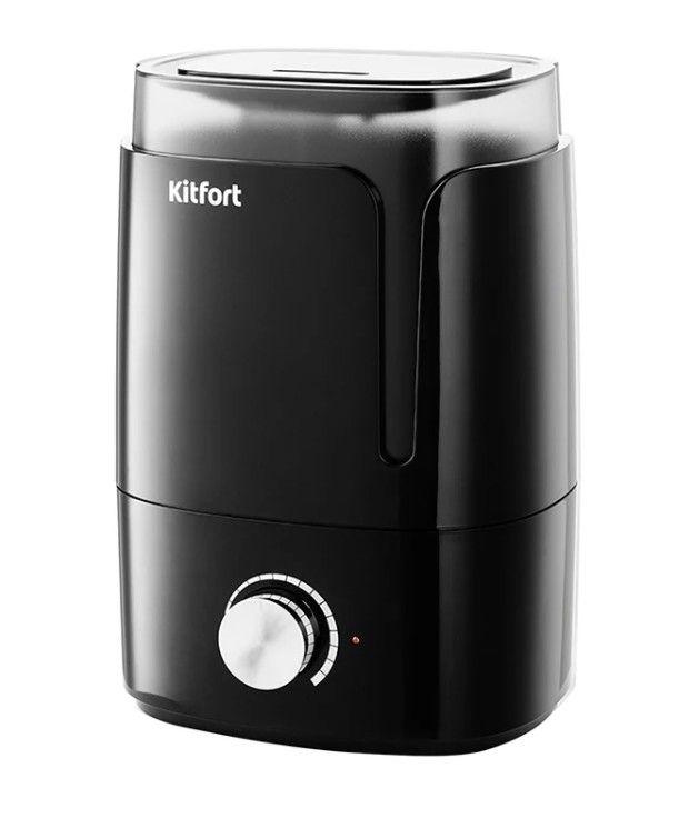 Увлажнитель воздуха Kitfort KT-2802 чёрный