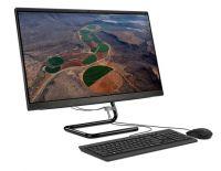 "Моноблок Lenovo 27IMB05 (F0EY006JUA); 27"" (1920х1080) VA / Intel Core i5-10400T (2.0 - 3.6 ГГц) / RAM 8 ГБ / SSD 512 ГБ / Intel UHD Graphics / без ОП / LAN / Wi-Fi / Bluetooth / веб-камера / кардридер / DOS / черный / клавиатура + мышь"