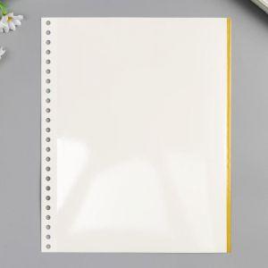 Лист магнитый для фотоальбома плотность 230 грамм 28х26 см 3501966