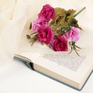 """Букет """"Кустовая роза"""" 22 см, микс   3933298"""