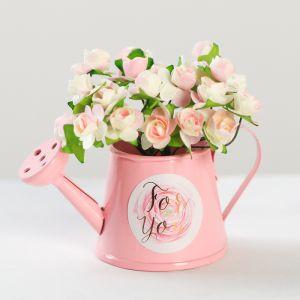 Цветочный комплимент «Всего, что радует сердце», 8.5 ? 5 ? 8.5 см