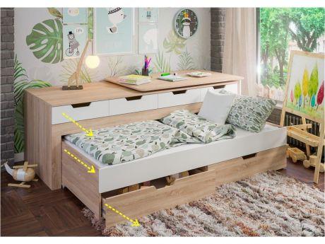 """Кровать детская универсальная """"Гулливер"""""""
