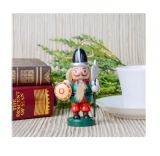 Щелкунчик - набор деревянных ёлочных игрушек 6 шт IR69