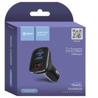 Автомобильные зарядные устройства 2 USB 2.1A