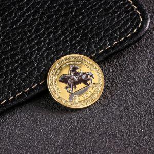 Монета «Уфа», d= 2.2 см