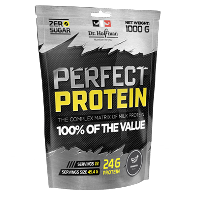 Dr.Hoffman Perfect Protein 1000g (ZERO SUGAR)