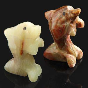 Сувенир «Дельфин», 5 см, оникс 3400462