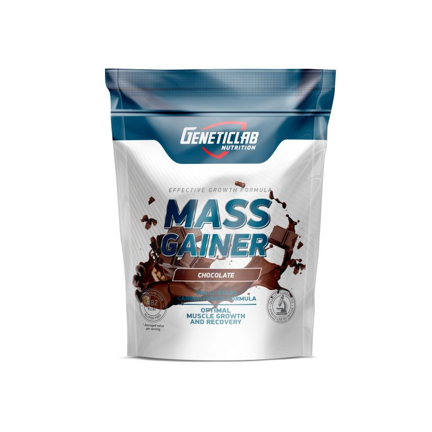 Гейнер GeneticLab MASS GAINER 3 кг (NEW)