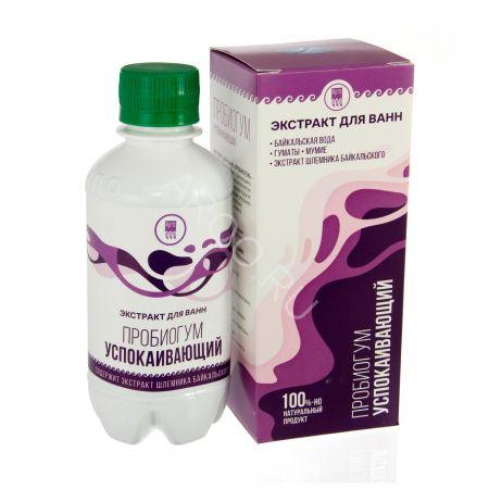 Пробиогум для ванн Успокаивающий
