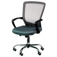 Кресло офисное Special4You Marin grey (E0925)