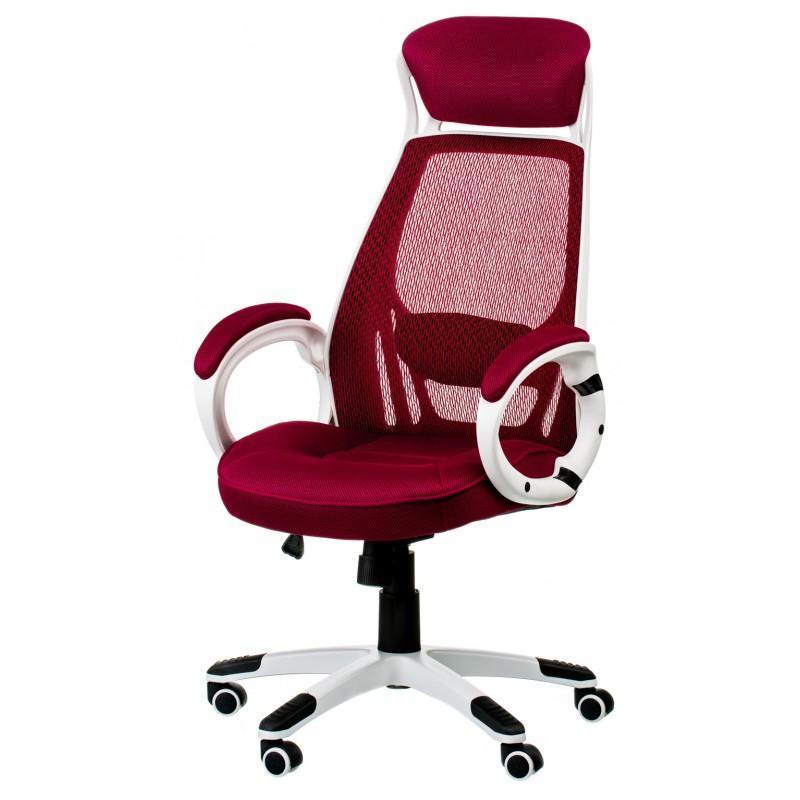 Кресло офисное Special4You Briz Red (E0901)