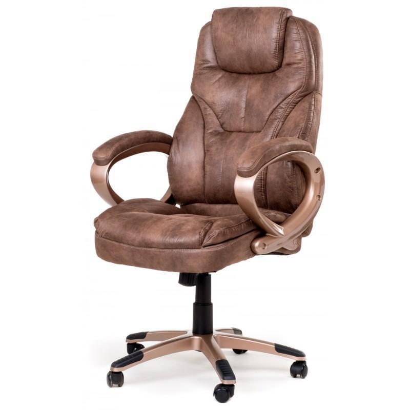 Кресло офисное Special4You Bayron Taupe (E0420)