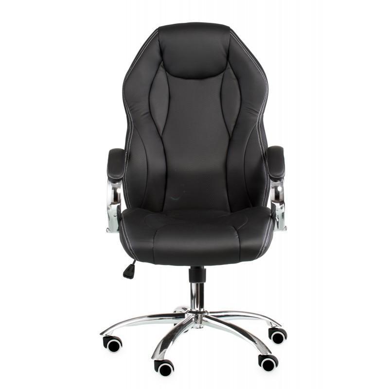 Кресло офисное Special4You Cross Black (E4787)
