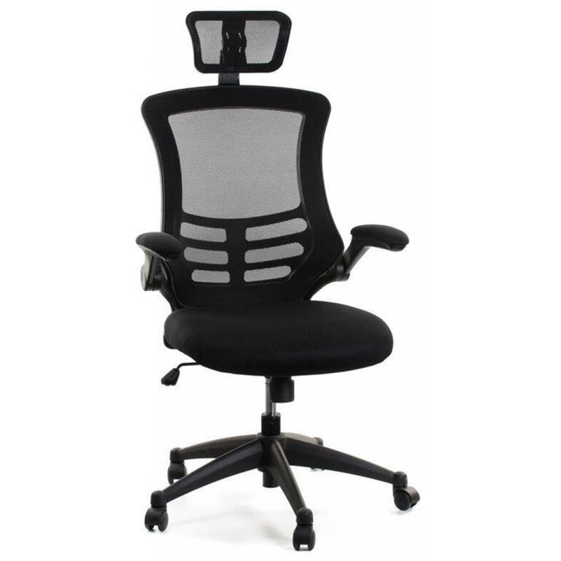 Кресло офисное Office4you Ragusa Black (27715)