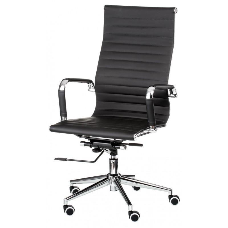 Кресло офисное Special4You Solano Artleather Black (E0949)