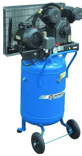 Поршневой вертикальный компрессор Remeza СБ4/С-100.LB30 В
