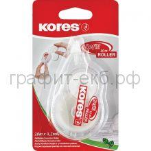 Сменная лента для корректора Kores 4,2ммх10м 84425.02