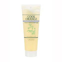 Lebel Cool Orange Scalp Conditioner M - Очиститель для сухой кожи головы «Холодный Апельсин» 240 гр