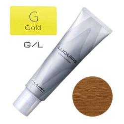 Lebel Luquias - Краска для волос тон G/L 150 мл
